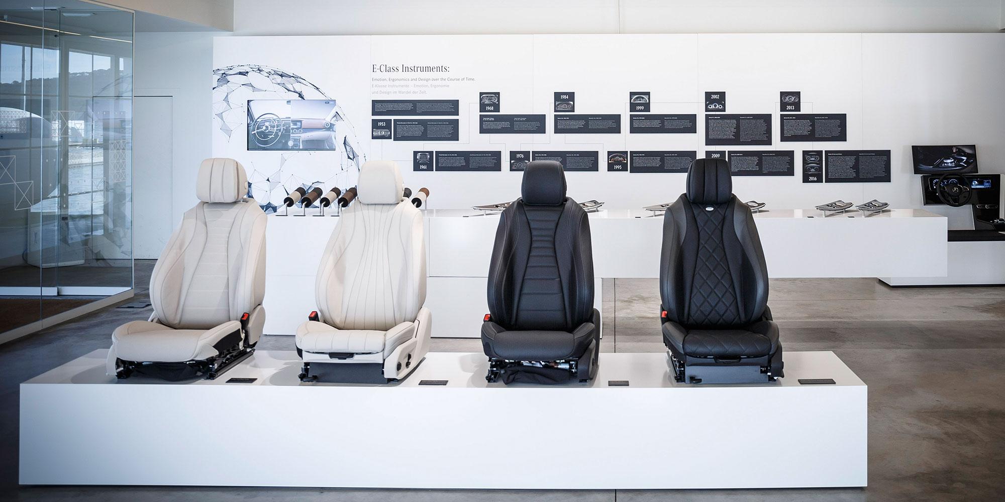 Die neue E-Klasse, Estoril
