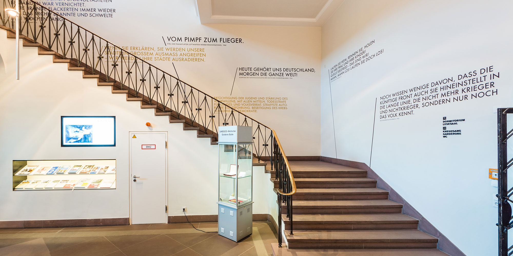 Ausstellung HeimatFront Frankfurt Main