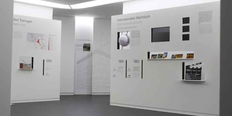 Interstuhl Showroom, Meßstetten