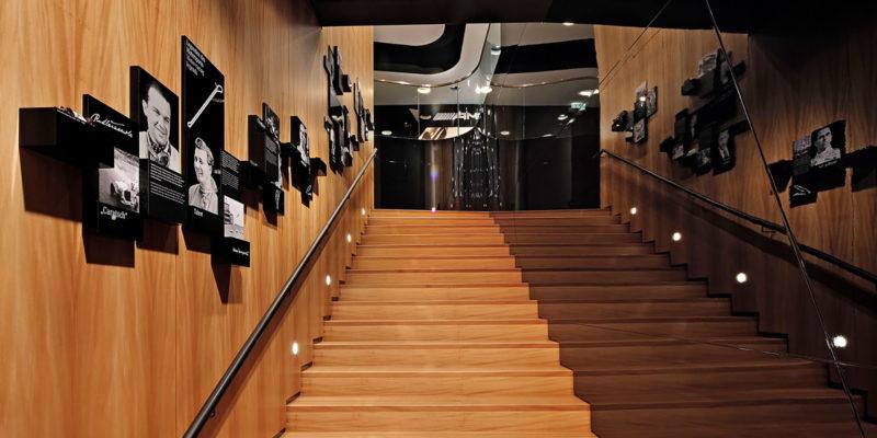 Mercedes-Benz Gallery, München
