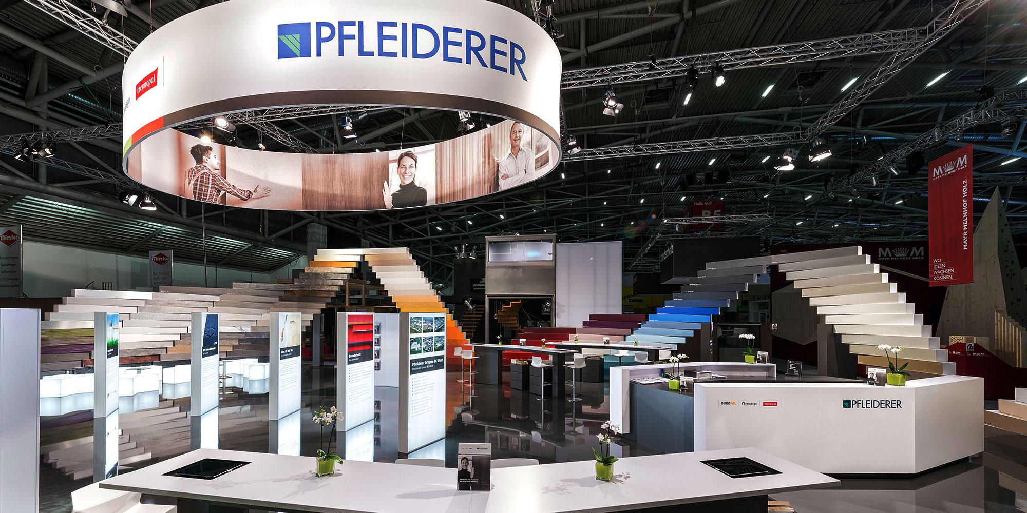 Pfeiderer Messe, München