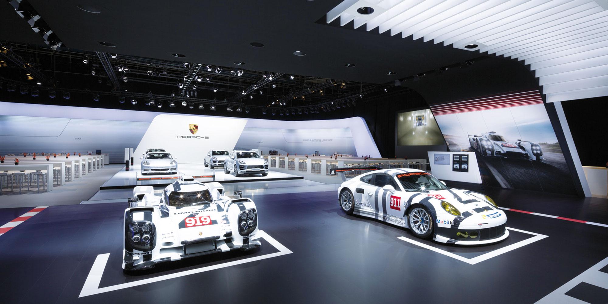 Porsche Hauptversammlung, Stuttgart