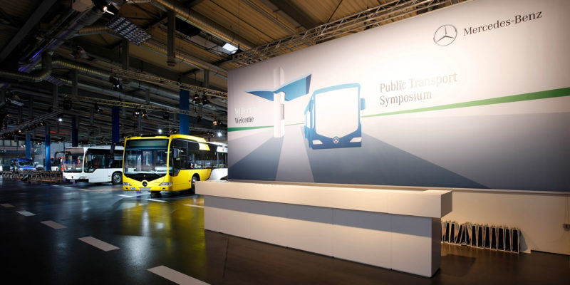 Public Transport Symposium, Mannheim