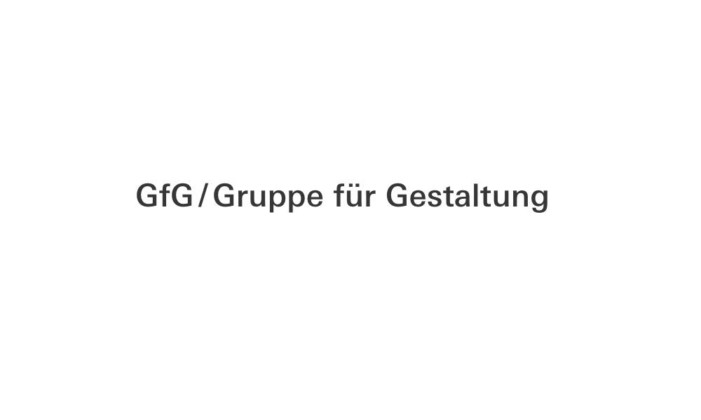 GFG / Gruppe für Gestaltung
