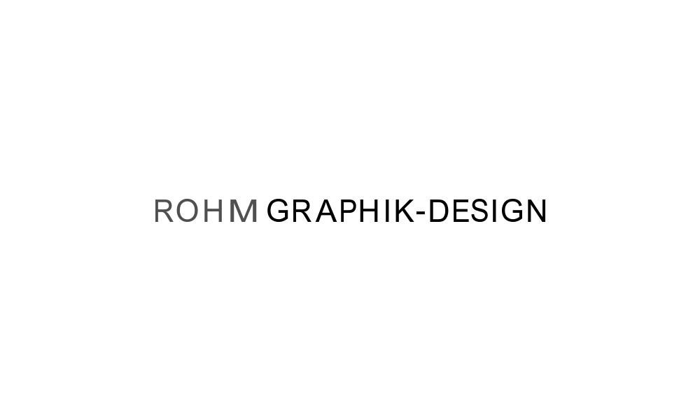 Rohm Graphik Design